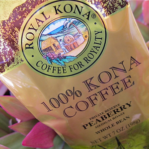 100% Kona Coffee from Hawaii Coffee Company
