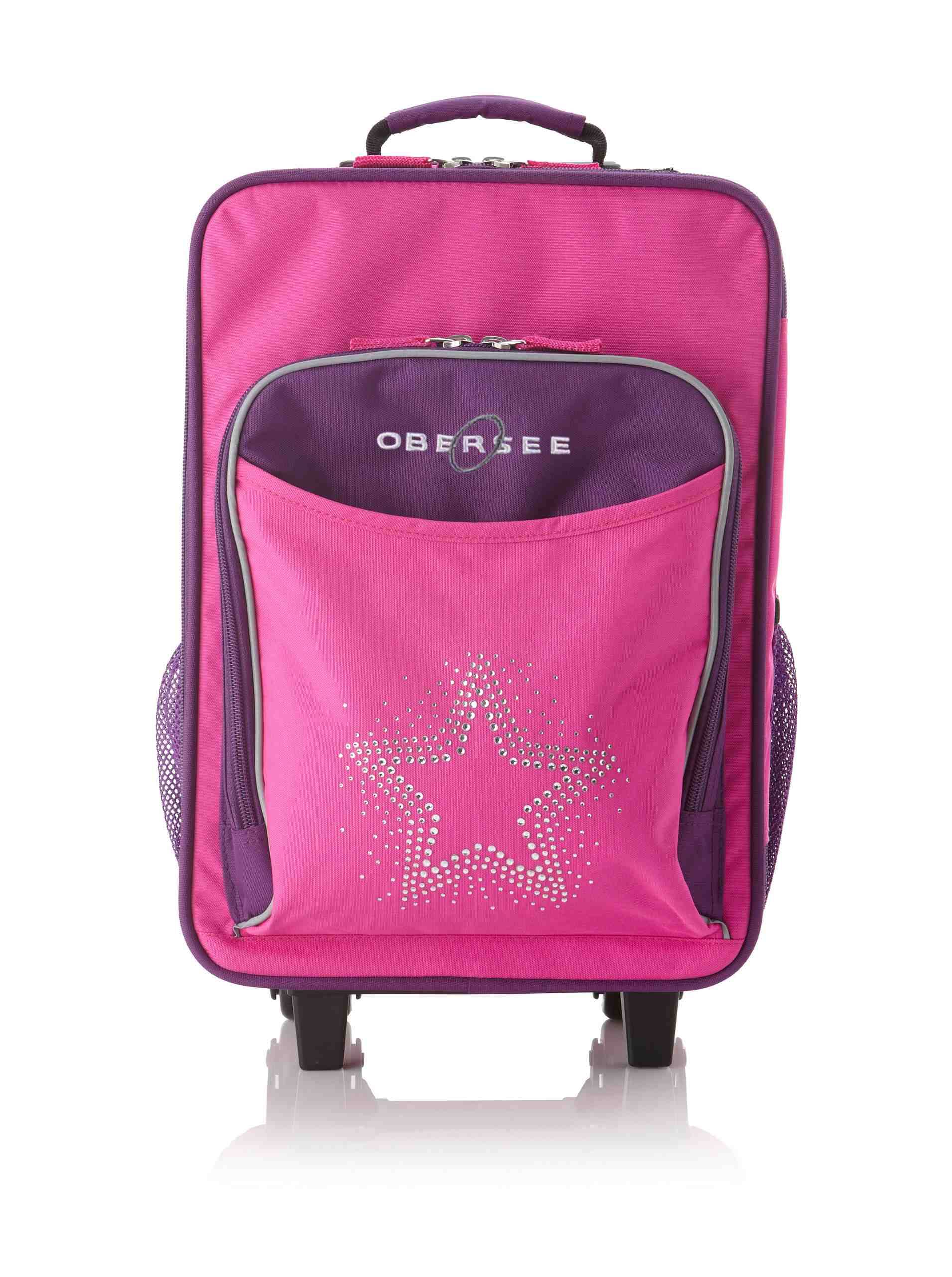 pink suitcase for kids