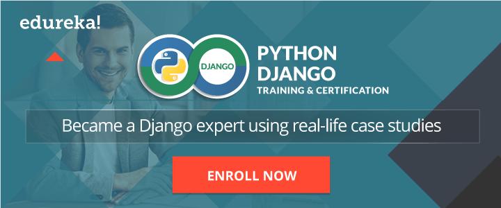 Learn Python with edureka!