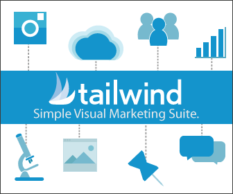 Tailwind Visual Marketing Suite best tools for bloggers