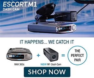 Escort M1 Dash Cam