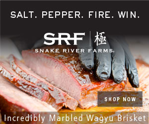 Snake River Farms Wagyu Brisket