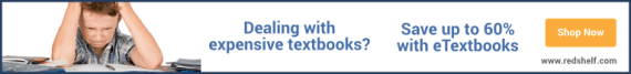 RedShelf - Save on eTextbooks