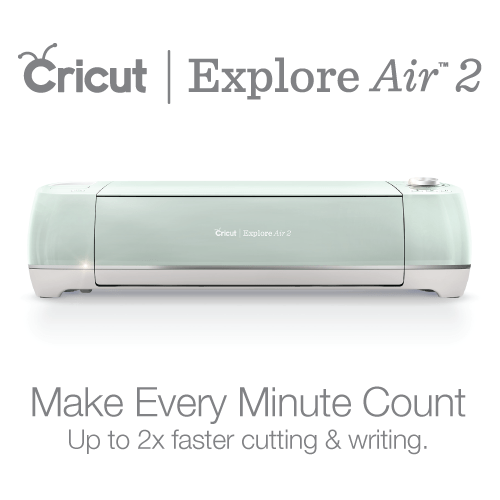 Cricut Explore Air- Free Fonts - Glitter and Graze