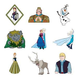 Frozen Fever Disney Images in Cricut Design Space! – Cathy