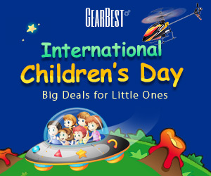 2016 Children's Day Special Promotion