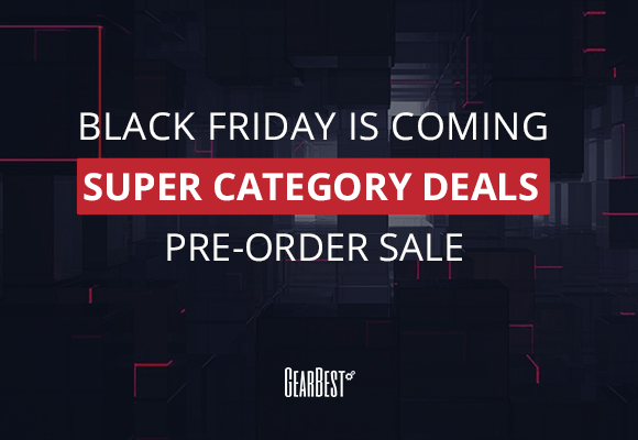 Black Friday: Super Category Deals