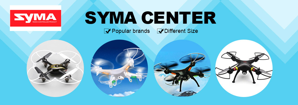 Syma RC Quadcopters Big Sale! For Father's Day