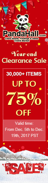 Up to 75% OFF on Year-end Clearance Sales. Ends on Dec. 19th, 2017 PST