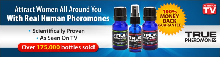 True Pheromones for men reviews