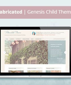 Fabricated | Genesis Child Theme