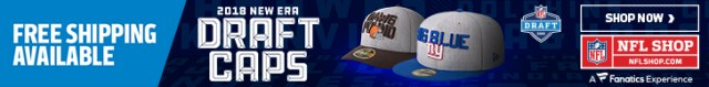 Gear up for the 2017 NFL Draft with Draft Caps from New Era