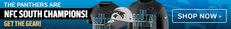 Shop for Panthers 2015 NFC South Champs Fan Gear and Collectibles at NFLShop.com
