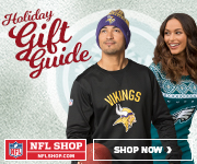 Find great gifts for NFL fans at NFLShop.com