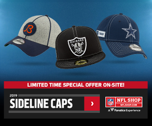 Gear up for Summer with Free Shipping at NFLShop.com