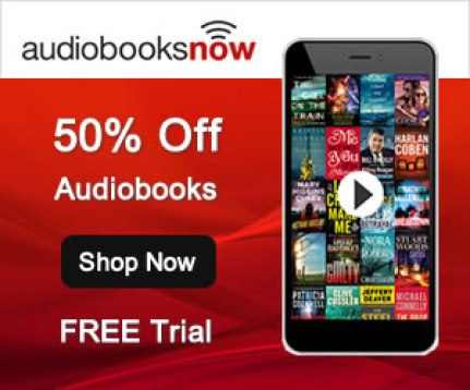 AudiobooksNow - Digital Audiobooks for Less
