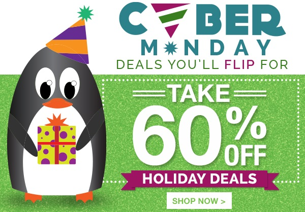 Birthday Express Cyber Monday Holiday Deals