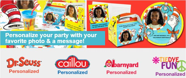 Birthday Express Personalized Party Supplies