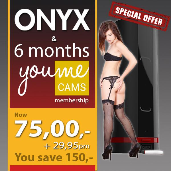 Kiiroo Onyx Deal YouMeCams
