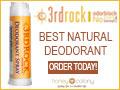 3rd Rock Odorblock Deodorant and Honey Colony
