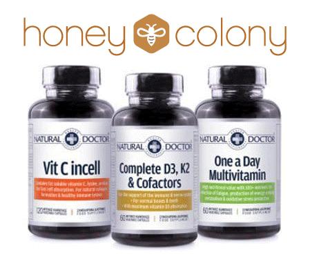 Natural Doctor Vitamins