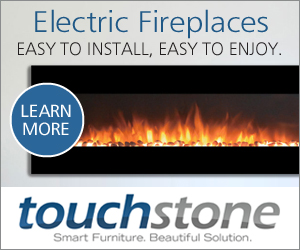 Best Prices on Electric Fireplaces - On Sale Now at TouchstoneHomeProducts.com