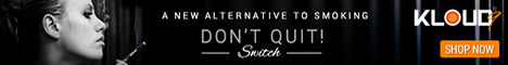 A New Alternative to Smoking