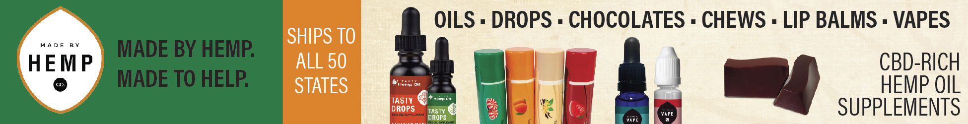 hemp oil products