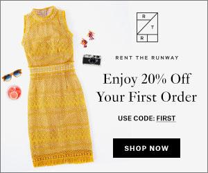 Rent the Runway discount code