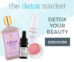 Shop Green Beauty At The Detox Market