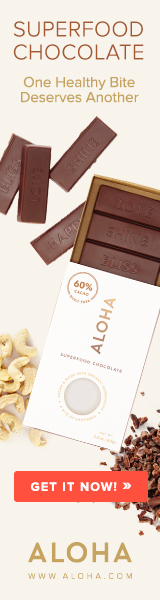 ALOHA Superfood Chocolate was created with love for a nutritious indulgence you can enjoy and share daily. Buy now!