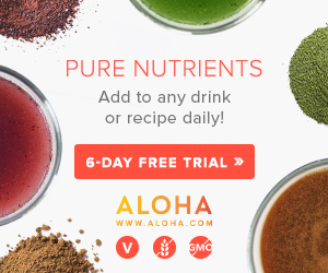 Pairing health and happiness = matchmaking at its best. Perfectly designed ALOHA trial kits give you a taste of expertly curated good-for-you products!