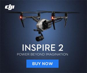 DJI Inspire 2-Power Beyond Imagination.