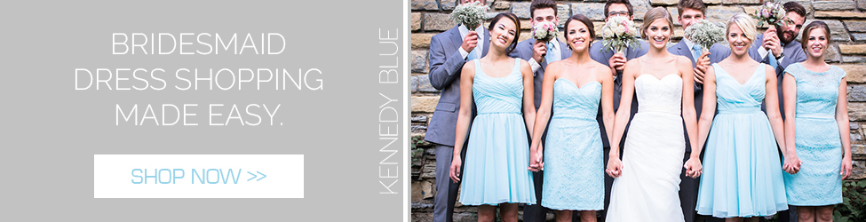Kennedy Blue Bridesmaid Dresses