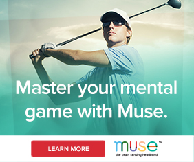 Muse - The brain sensing headband for golfers