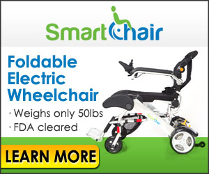 KD Smart Chair foldable electric wheelchair