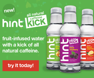 hint with a kick of natural caffeine