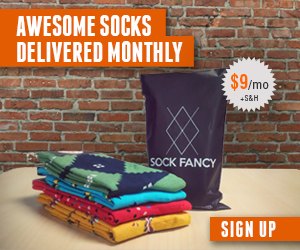 sock fancy sock of the month club