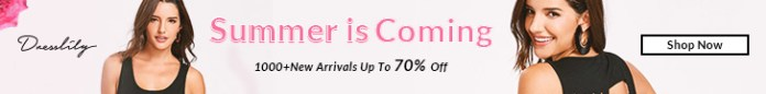 Summer is comming,1000+ New Arrivals Up To 70% OFF