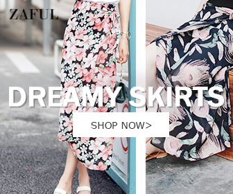 Enjoy Up to 60% OFF Sale for Dreamy Skirts at Zaful.com! Ends: 8/31/2017