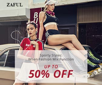Enjoy Up To 50% OFF for Sporty Outfits Sale & Deals at Zaful.com! Ends: 8/15/2018