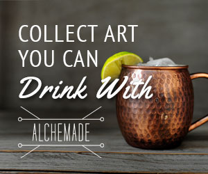 Copper Mugs Moscow Mules