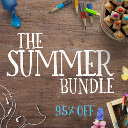 The Summer Graphic Design Bundle