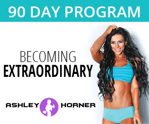 Ashley Horner's Becoming Extraordinary Trainer