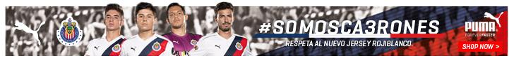 Buy the Chivas Away Jersey 16/17 at soccerloco