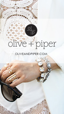 olive + piper fashion jewelry