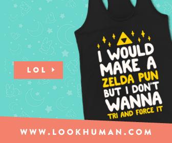 lookhuman.com funny tshirt banner