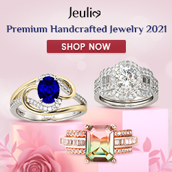 Jeulia Wedding Jewelry 2021