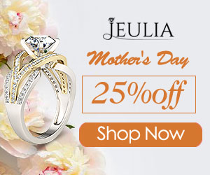 Mother's Day Sale, 25% Off Sitewide