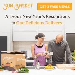 Sunbasket Coupon Code